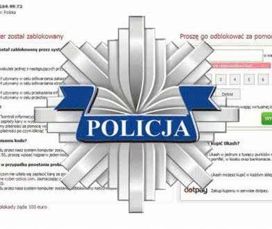 Suwalska policja ostrzega przed wirusem Weelsof