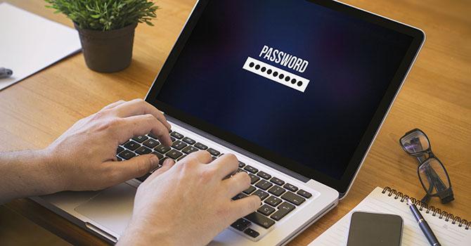 Najczęściej używane hasła w Internecie